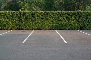 parking lot hoa